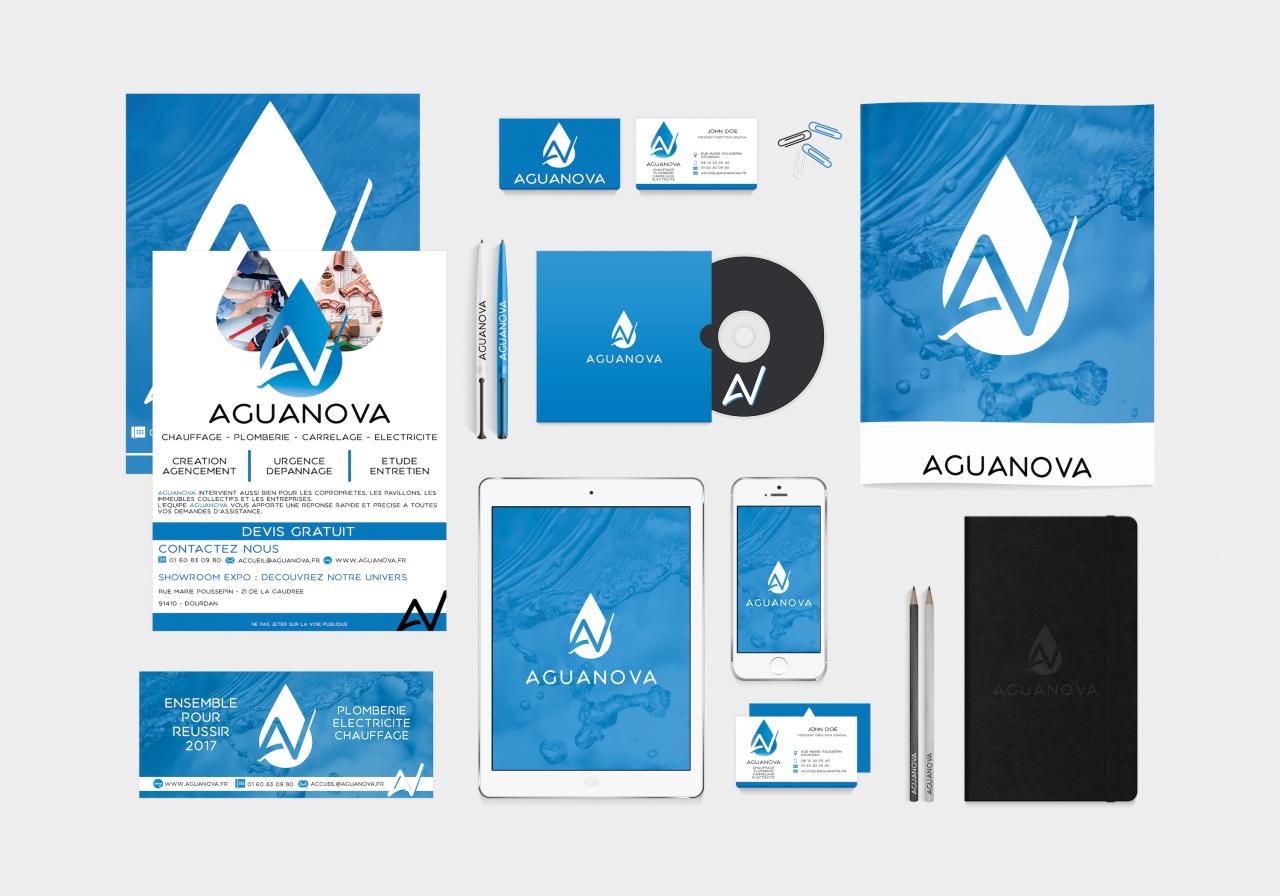 Branding AGUANOVA