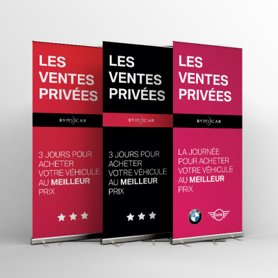 PLV Évènementiel & Salons