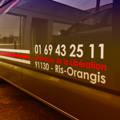 Camion Intercaves Ris Orangis