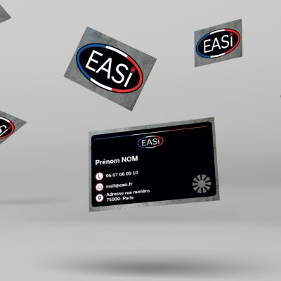 Carte de Visite EASI