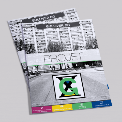 Dossier de présentation projet Gulliver DG Couverture