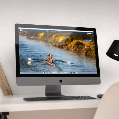 Site USRO Aviron iMac