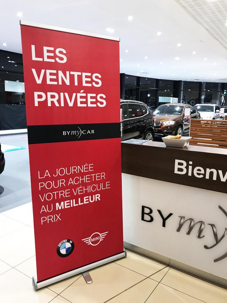 Ventes privées BMW