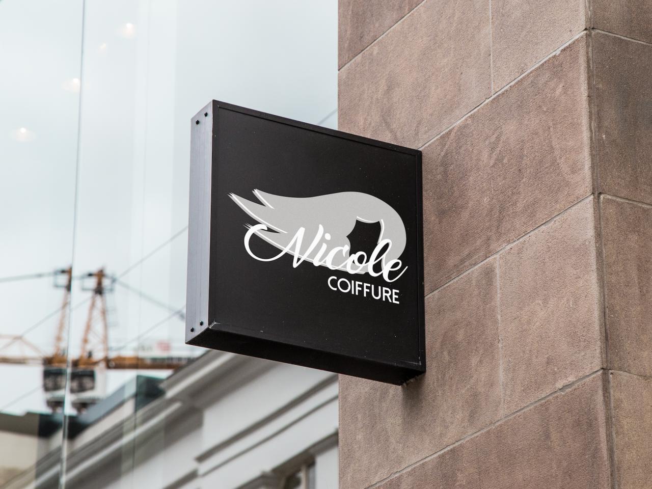 Logo Nicole Coiffure Street