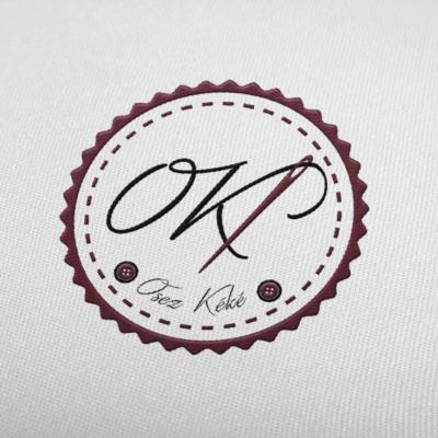 Logo Osez Kéké Broderie