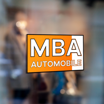 Logo MBA Automobile