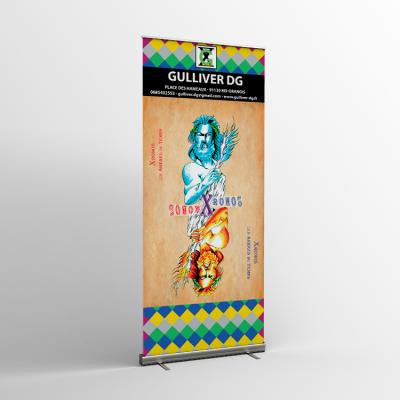 Rollup Gulliver DG