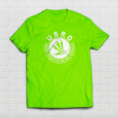 Tshirt Mesh Vert