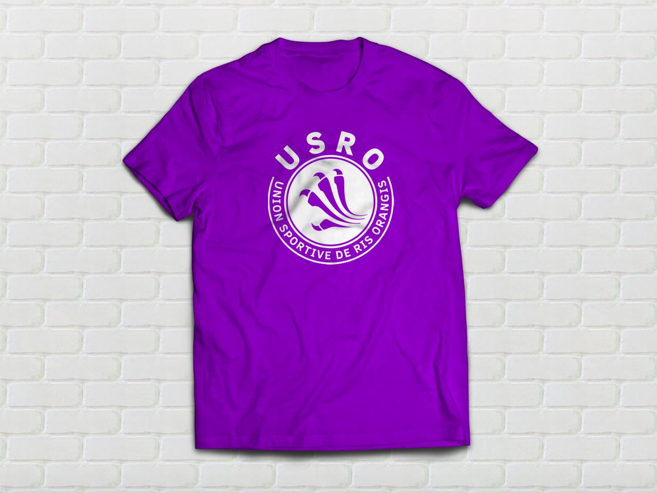 Tshirt Mesh Violet