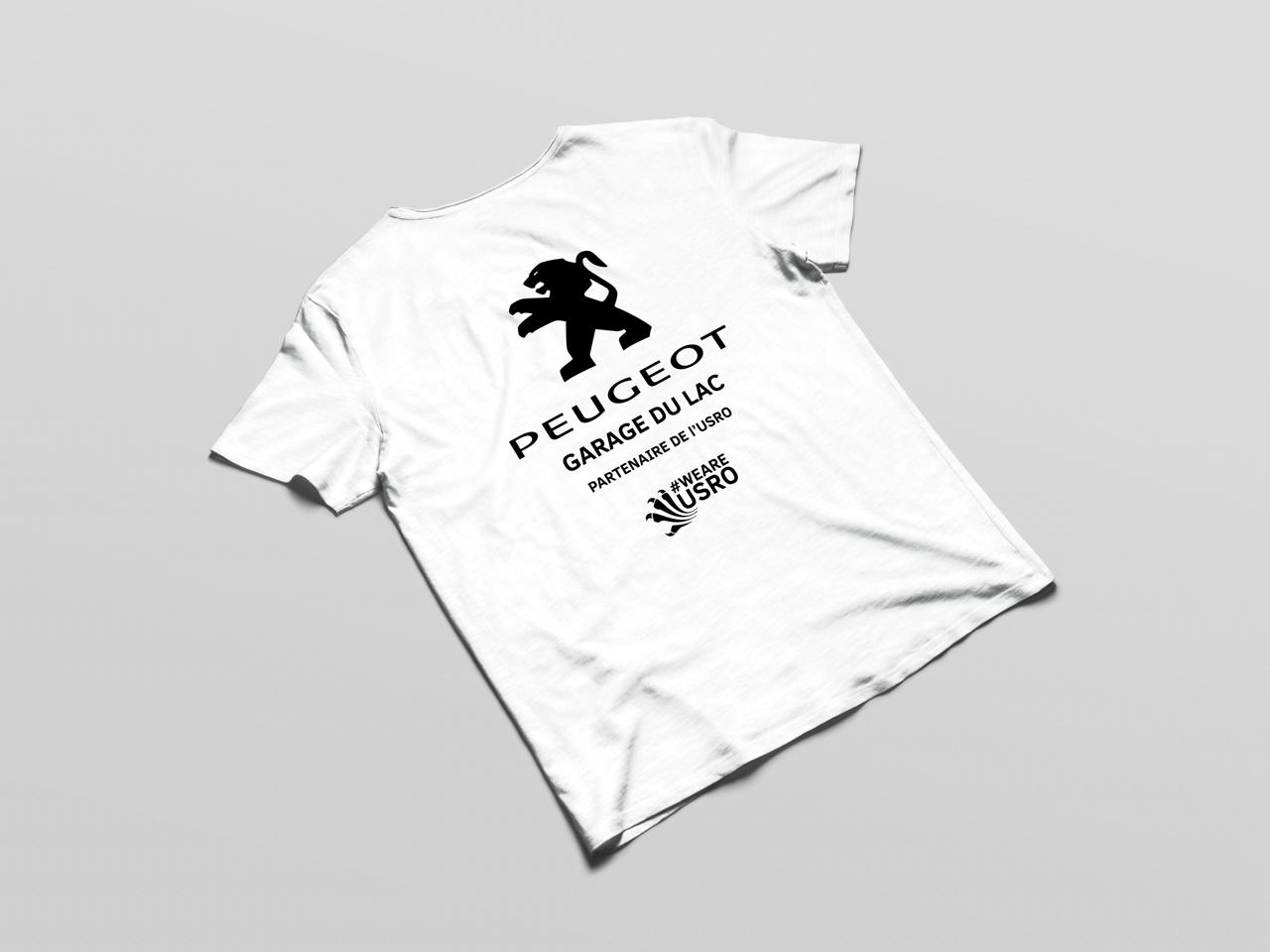 Tshirt USRO Fête de l'Omnisports