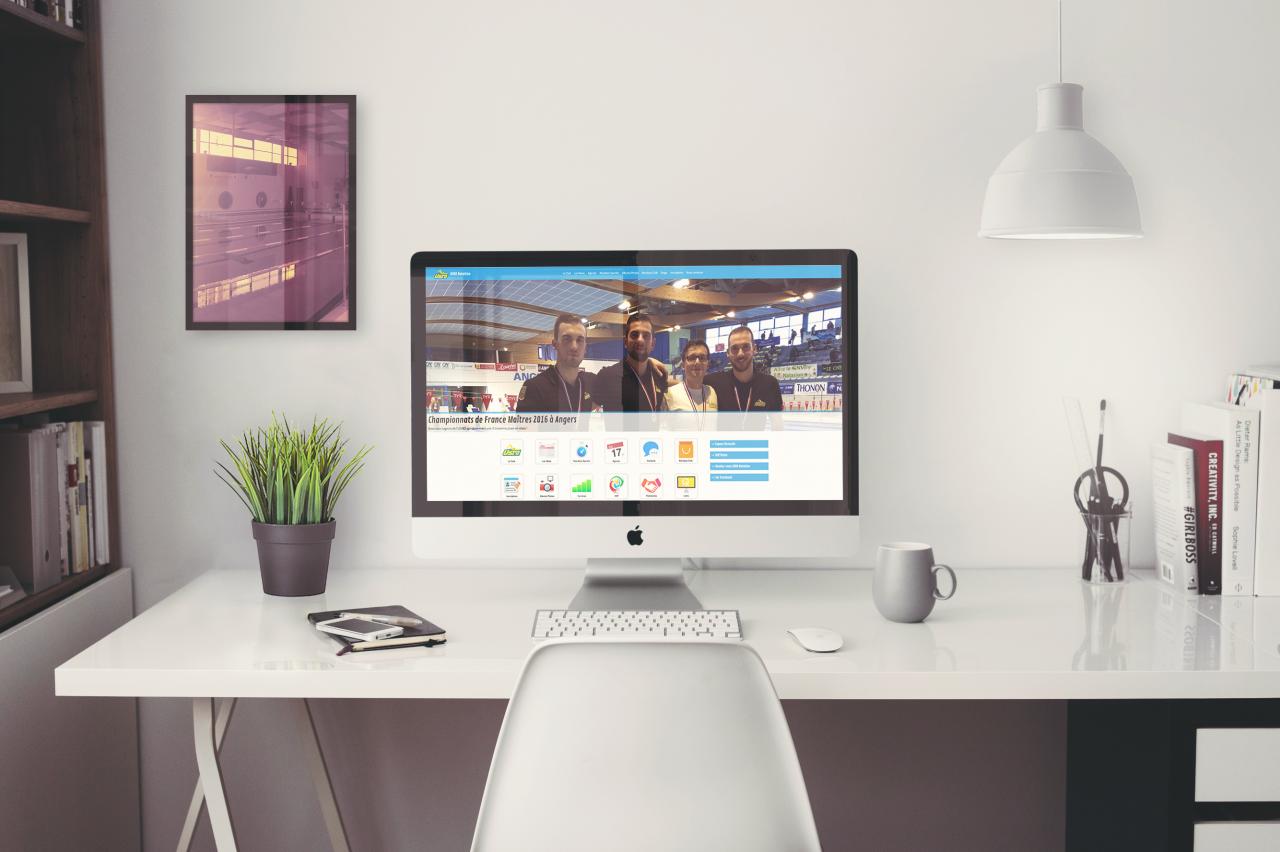 USRO Natation iMac