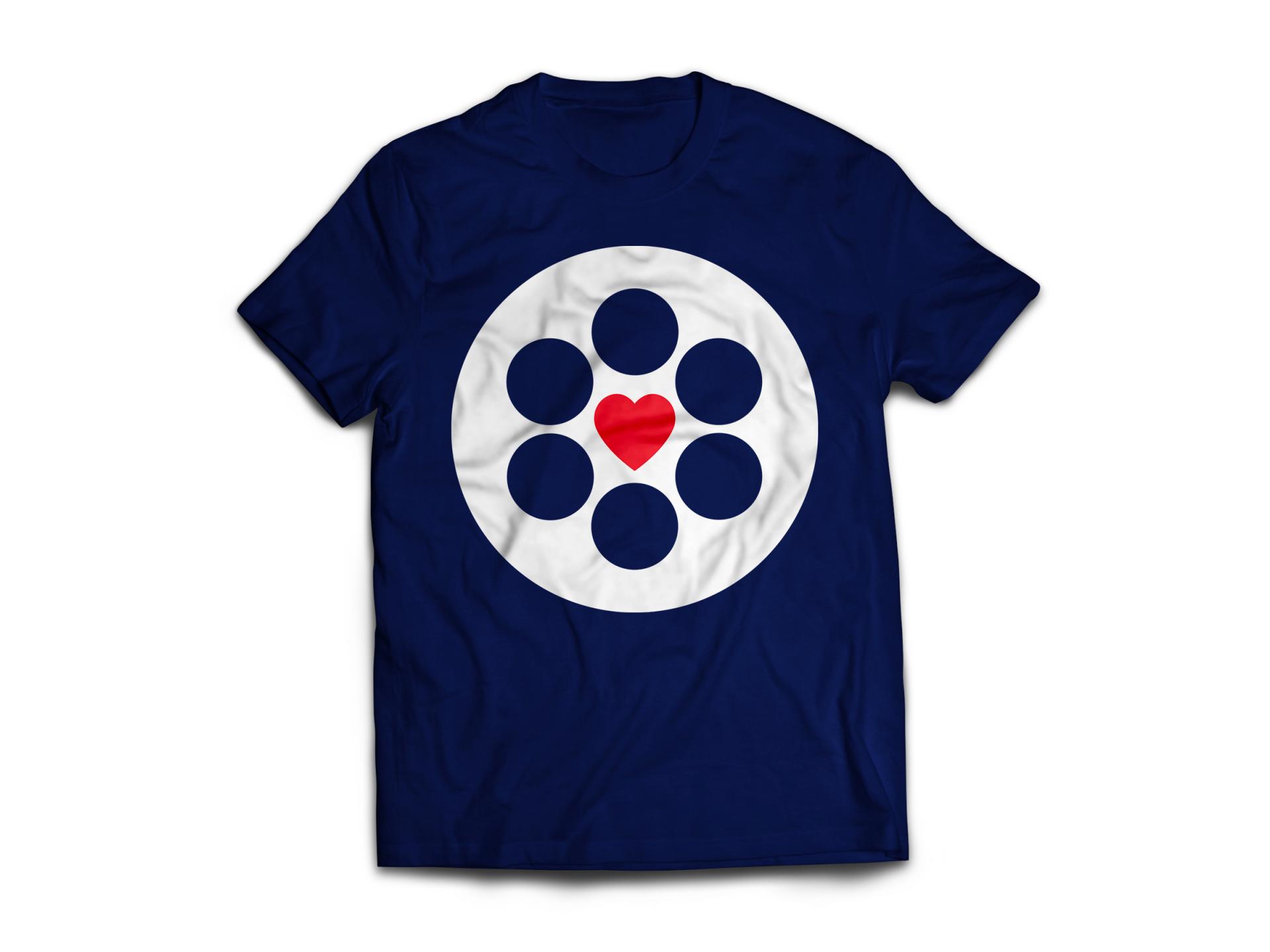 Tshirt love commium 2